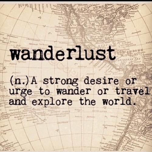 The Wonder Of Wanderlust – Joanna Montrealer