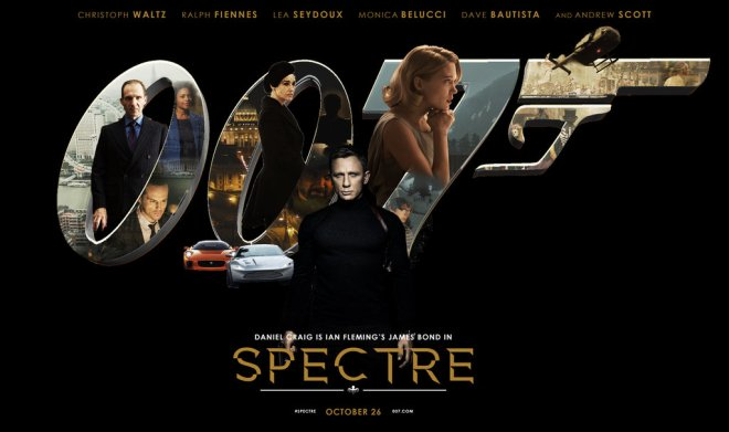 Spectre 2015 Film Review