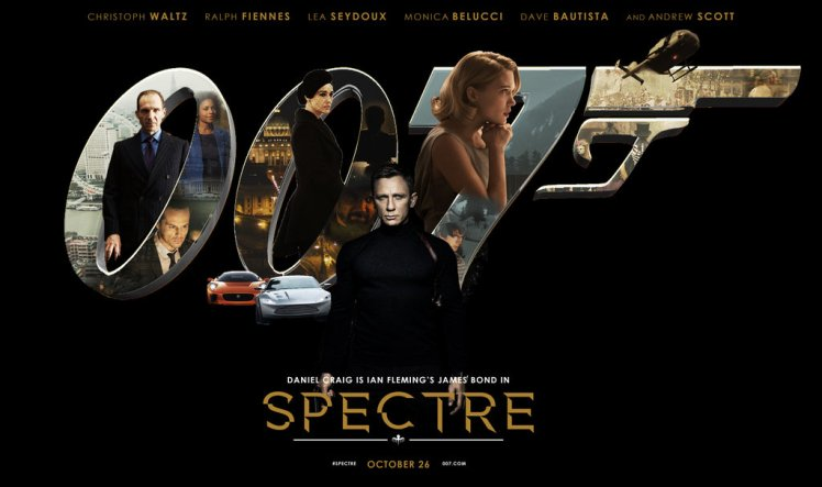 Spectre 2015 Film Review