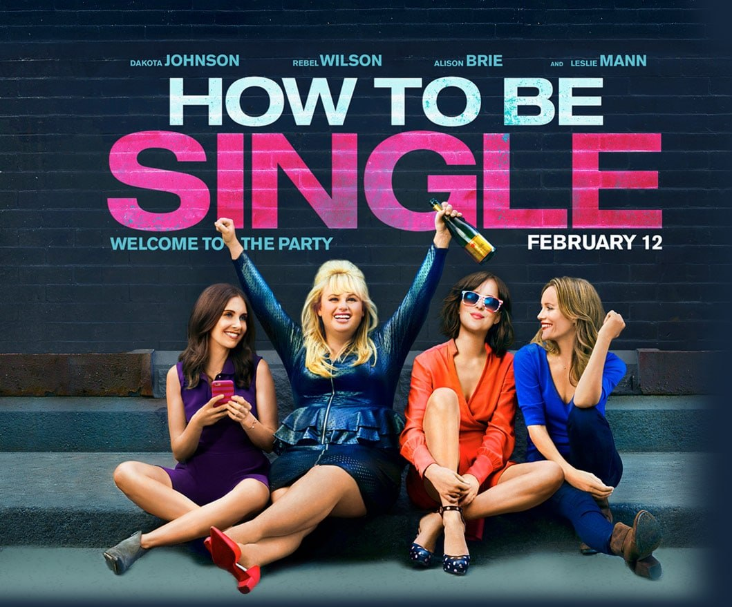 How To Be Single (2016) Movie Review €� Joanna The Montrealer