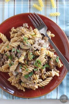 One-Pot-Ground-Beef-Stroganoff-tasteandtellblog.com-3