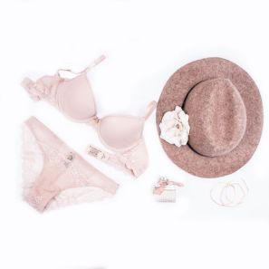 Lace & Mesh Bikini