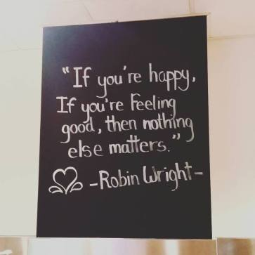 Robin Wright Quote